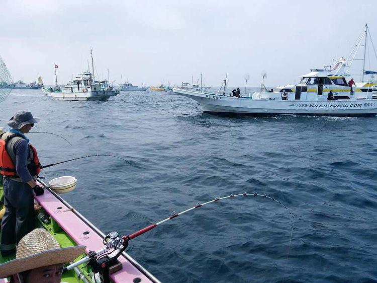 バリバスカップ2018 相模湾マグロ釣り大会